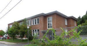 École Sainte-Marie à Val-David.
