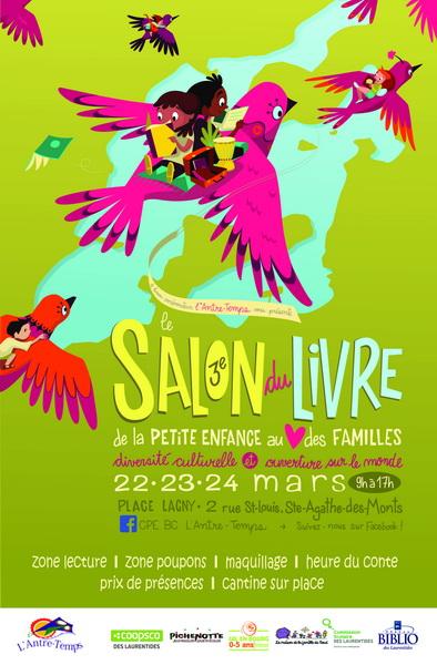 Troisieme Edition Du Salon Du Livre De La Petite Enfance Au
