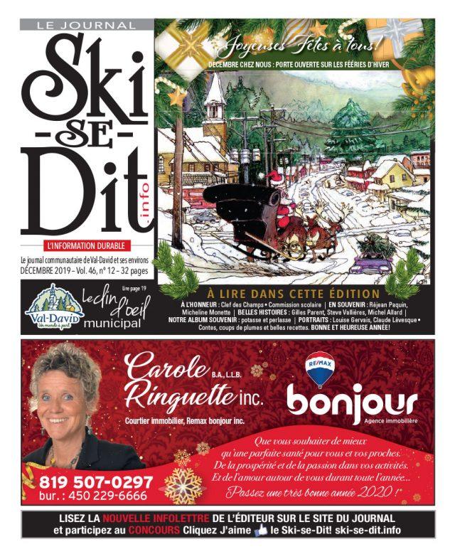 Ski se Dit DECEMBRE 2019